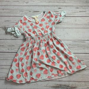 Matilda Jane strawberry dress 4